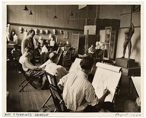 Artstudetnsleague 1940