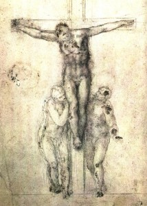 Michelangelo,_Crucifix