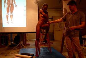 Robert Liberace. The Art League, VA