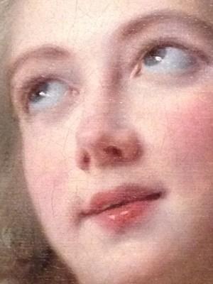 Madame Grand, 1783. Élisabeth Louise Vigée Le Brun