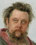 Mussorgsky by Ilia Repin, 1881. © State Tretyakov Gallery